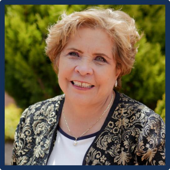 Lic. María del Tránsito Amarillo de Gómez